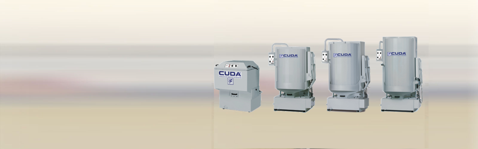CUDA-aqueous-parts-washer