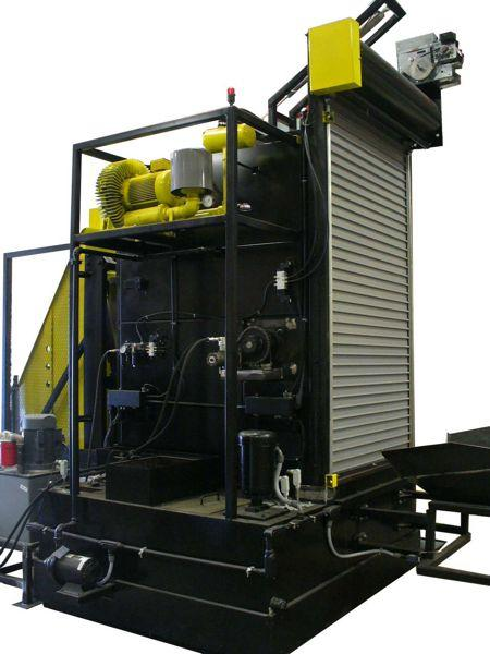 JRI Custom Aqueous Cleaning System