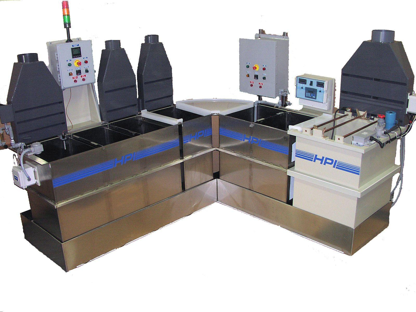 Plating and Metal Finishing Systems