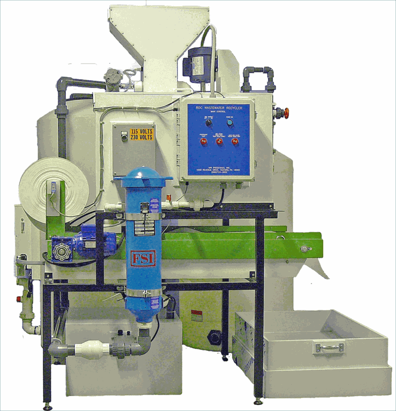 ROC 2 - automatic waste water treatment system