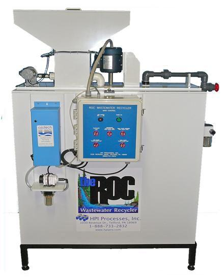 ROC 5 Automatic Waste Water Treatment System