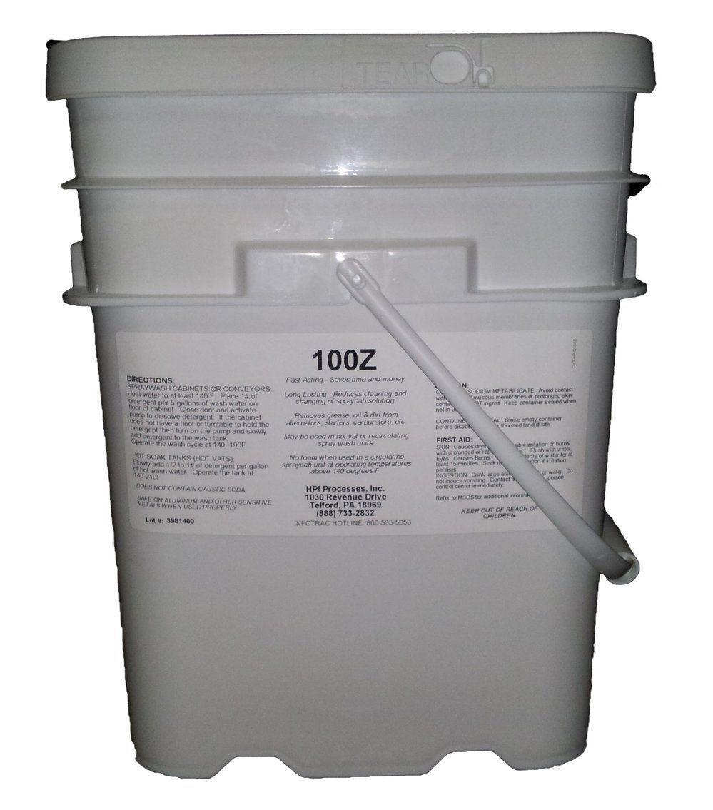100 Z Soap/CUDA super clean powder detergent