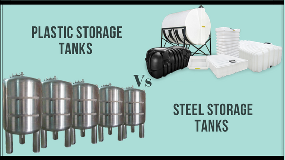 Things You Should Know About Stainless Steel Vs Plastic Storage Tanks